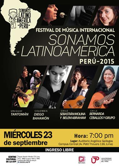 III Sonamos Perú 2015