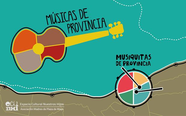 Undécimo Encuentro «Músicas de Provincia» y el segundo Encuentro «Musiquitas de Provincia».