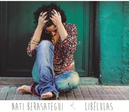 Portada del disco «Libélulas» de Nati Berasategui.