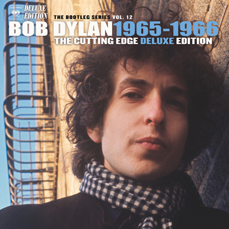 Portada de «Bob Dylan – The Cutting Edge 1965-1966: The Bootleg Series vol. 12» de Bob Dylan.