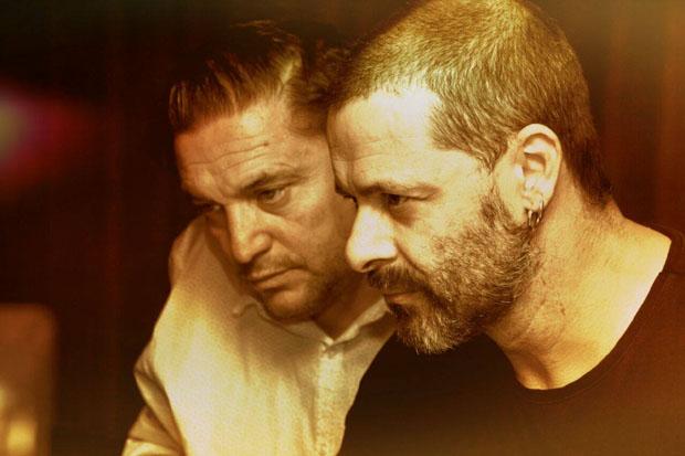 Paco Ortega y Jesús Márquez. © Eva Cabezas «Litlle»