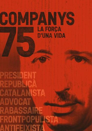 Concierto en conmemoración del 75 aniversario del fusilamiento de Lluís Companys.