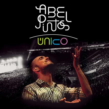 Portada del disco «Único» de Abel Pintos.