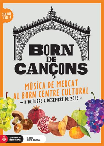 II Born de Cançons Barcelona 2015