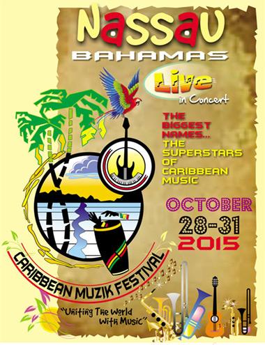 Caribbean Muzik Festival Nassau 2015