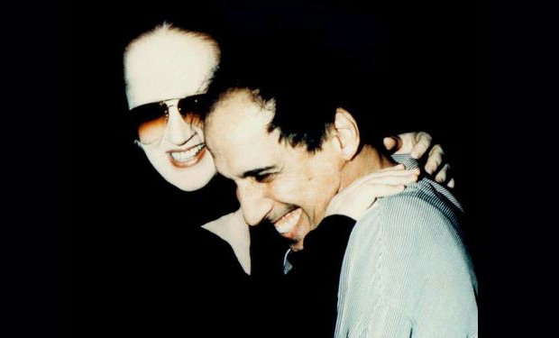 Mina y Adriano Celentano.