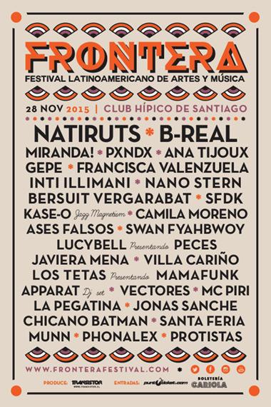 III Frontera Festival 2015.