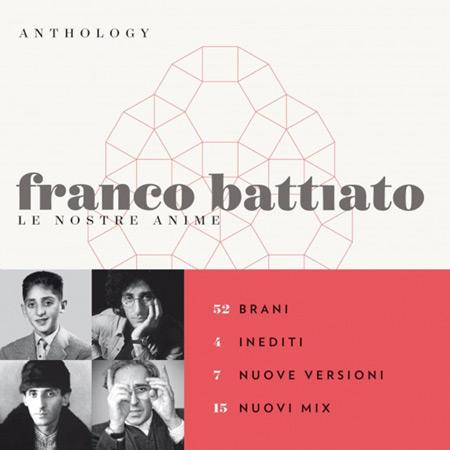 Portada del disco «Le nostre anime» de Franco Battiato.