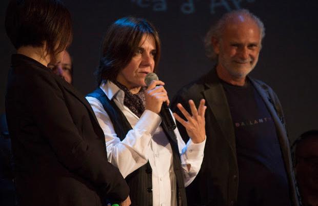Silvia Comes gana el premio internacional «Bianca d'Aponte» © Gabriella Caramella
