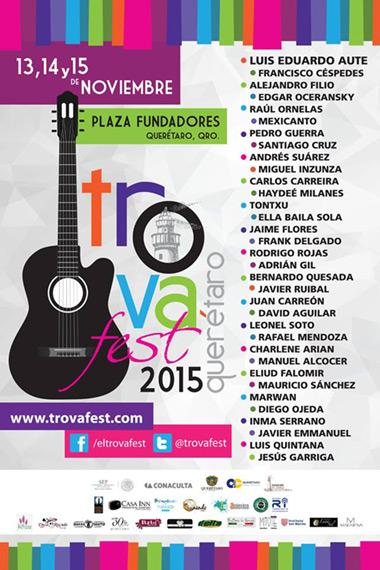 II TrovaFest 2015 Querétaro 2015