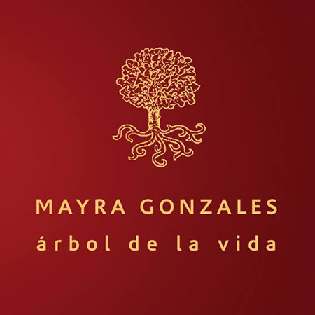Portada del disco «Árbol de la vida» de Mayra Gonzales.