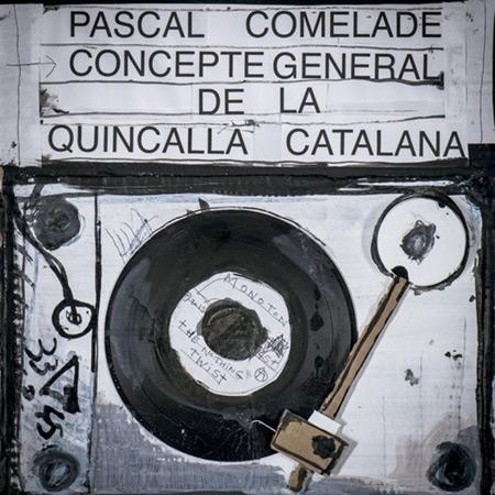 Portada del disco «Concepte general de la quincalla catalana» de Pascal Comelade.