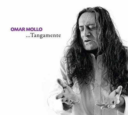 Portada del disco «Tangamente» de Omar Mollo.