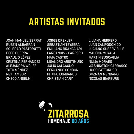Concierto-homenaje a Alfredo Zitarrosa.