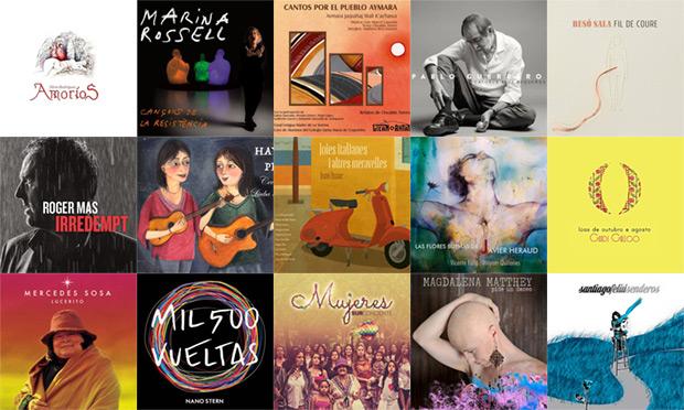 15 discos imprescindibles del 2015