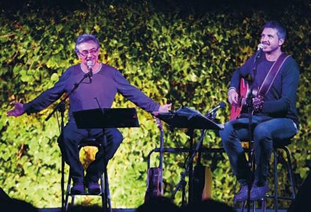 Joan Amèric i Andreu Valor