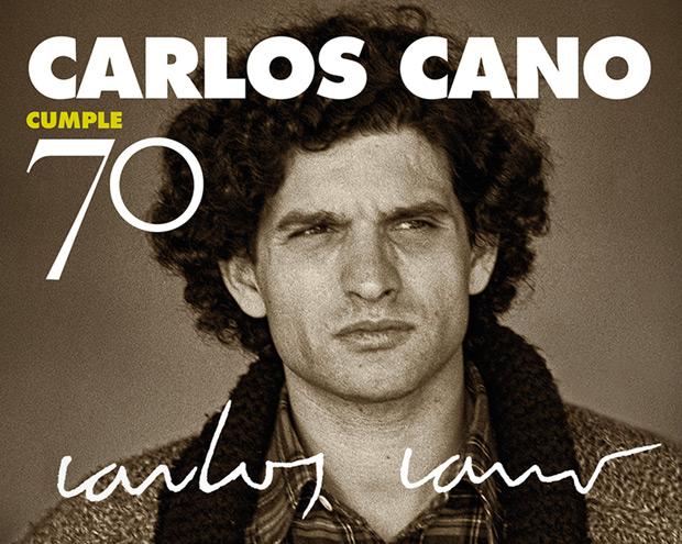 Concierto-Homenaje a Carlos Cano para celebrar su 70 aniversario.