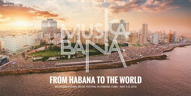 Primer Festival Internacional Musicabana 2016.