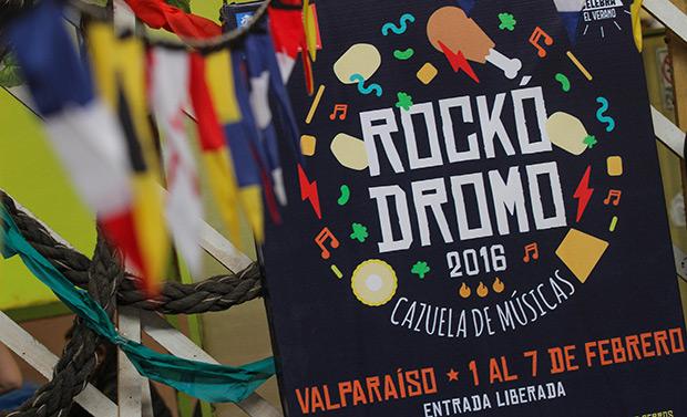 12 Festival Rockódromo Valparaíso 2016.