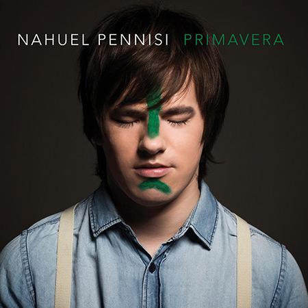 Portada del disco «Primavera» de Nahuel Pennisi.