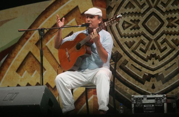 Coqui Ortiz. © Paul Amiune