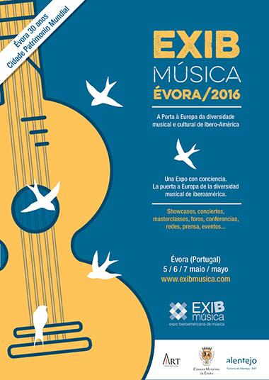 III EXIB Música Évora 2016