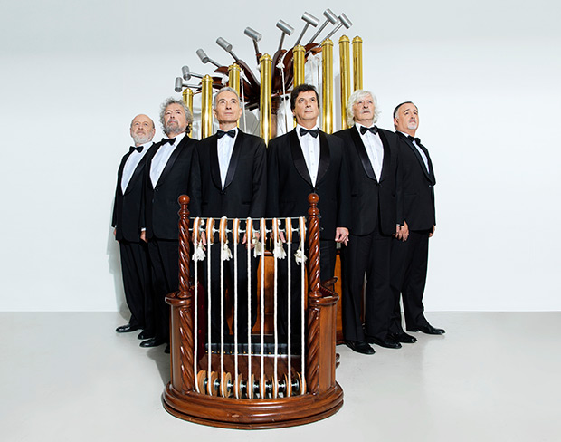 Les Luthiers sin Rabinovich.