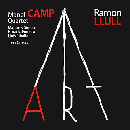 Portada del disco «Art» de Manel Camp.