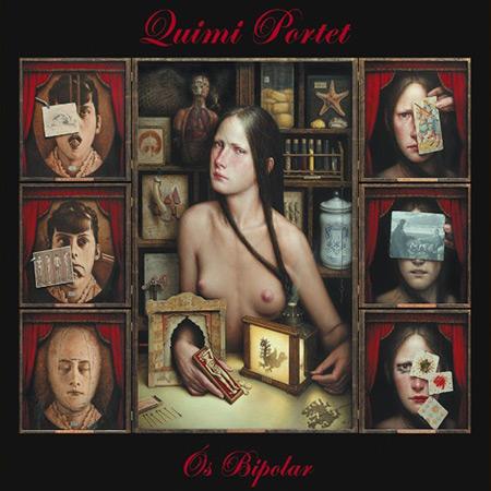 Portada del disco «Ós Bipolar» de Quimi Portet.