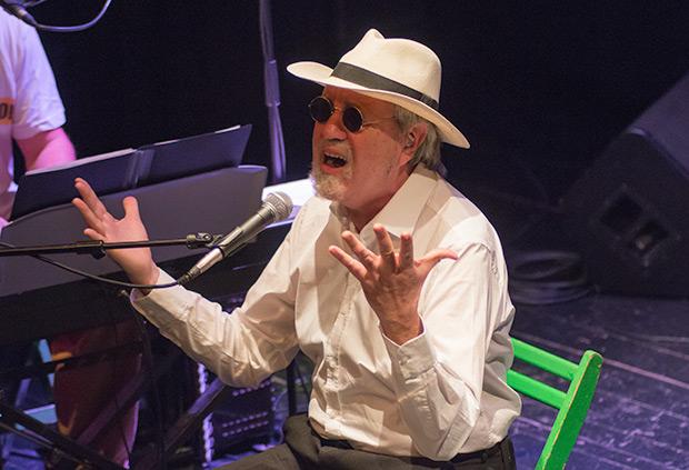 Arturo Gaya es «Quico el Célio»: voz © Xavier Pintanel