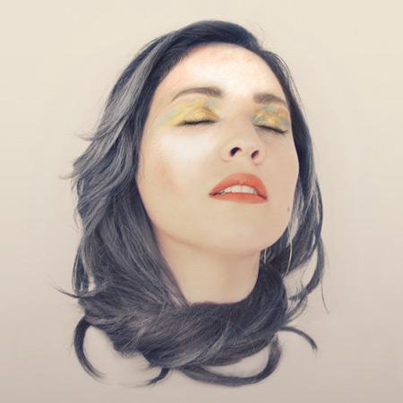 Portada del disco «Amor supremo» de Carla Morrison.