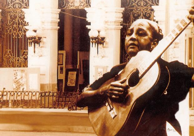 María Teresa Vera.