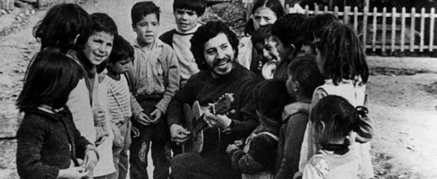 Víctor Jara © Andrés Boerr