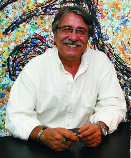 Antonio Fernández Ferrer en el Ateneo de Córdoba © Miguel Collado