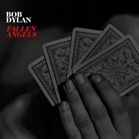 Portada del disco «Fallen Angels» de Bob Dylan.
