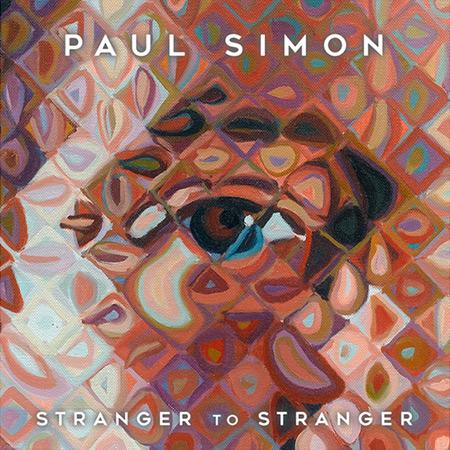 Portada del disco «Stranger To Stranger» de Paul Simon.