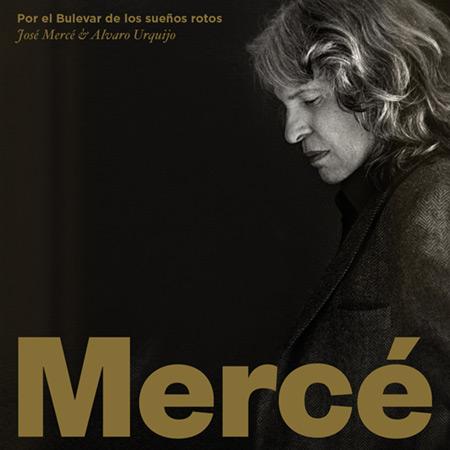 Portada del single «Por el Bulevar de los sueños rotos» de José Mercé.