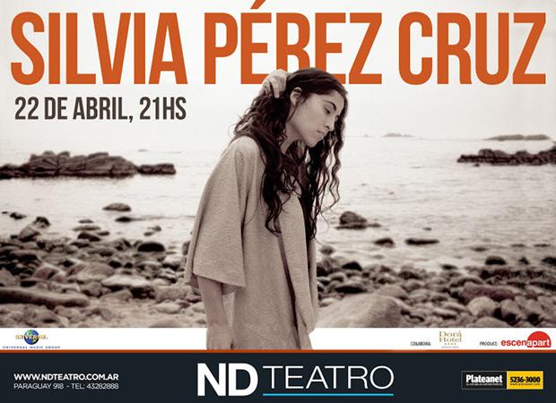Sílvia Pérez Cruz en el ND Teatro.