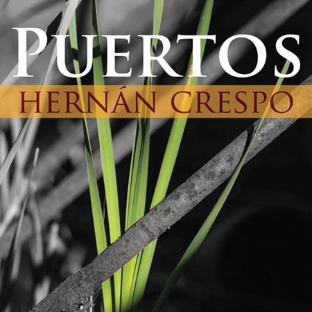 Portada del disco «Puertos» de Hernán Crespo.