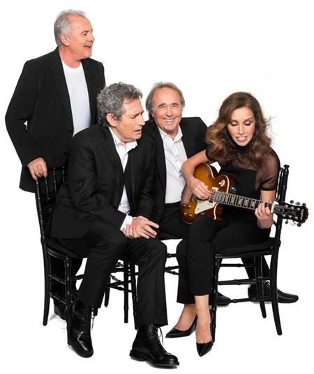 Joan Manuel Serrat, Víctor Manuel, Ana Belén y Miguel Ríos: El gusto es nuestro 20 años. © Paco Navarro