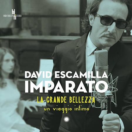 Portada del disco «La grande bellezza» de David Escamilla Imparato.