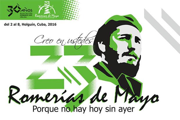 Inauguración del 23 festival «Romerías de Mayo».