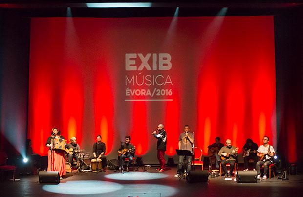 Inauguración del tercer EXIB. © Xavier Pintanel