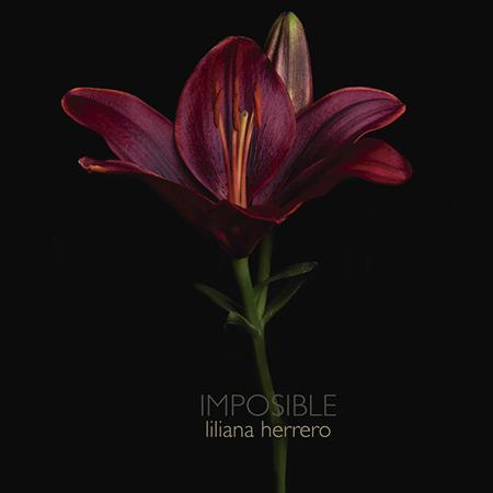 Portada del disco «Imposible» de Liliana Herrero.