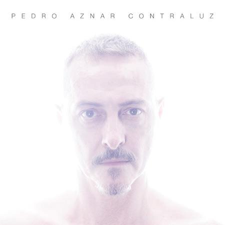 Portada del disco «Contraluz» de Pedro Aznar.
