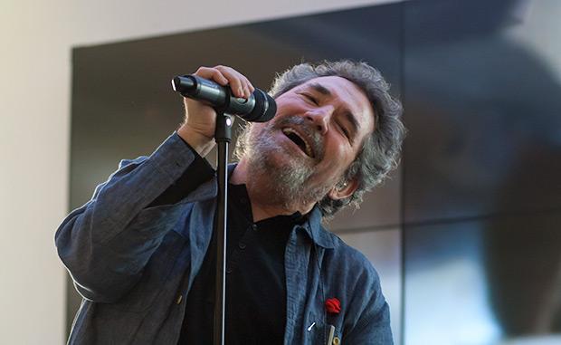Miguel Ríos. © Xavier Pintanel
