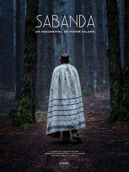 Afiche del documental «Sabanda» de Víctor Calero.