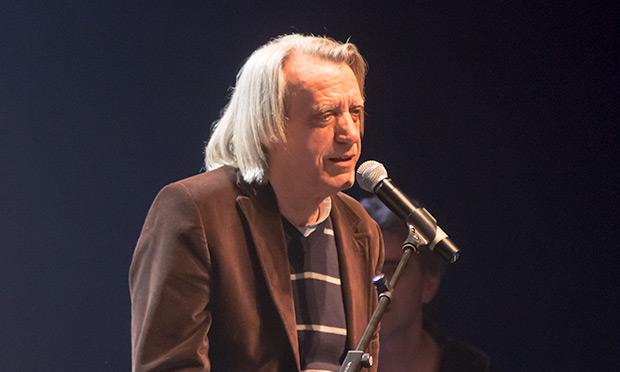Luis Pastor. © Xavier Pintanel