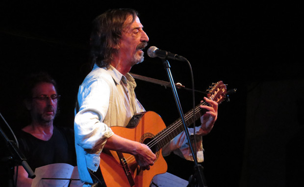 Javier López de Guereña. © Isabel Llano