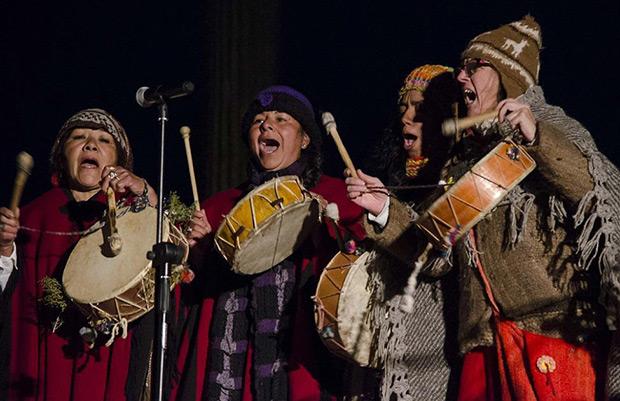 «Cantata Calchaquí», representada en los valles dentro de la fiesta nacional.